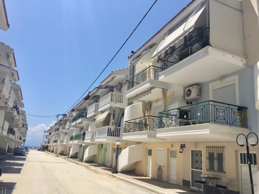 Στούντιο προς ενοικίαση σε Παραλία  Οφρυνίου, Καβάλα