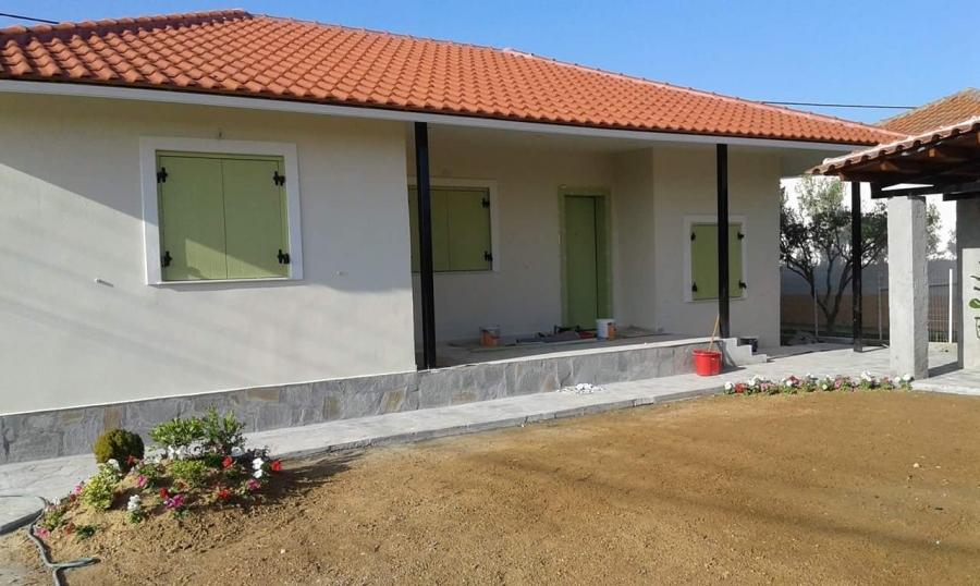 Самостоятелна къща под наем в Неа Ираклиа (Гърция), Халкидики