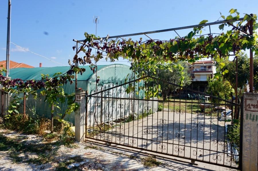 Парцел за продажба в Паралия Офринио, Кавала