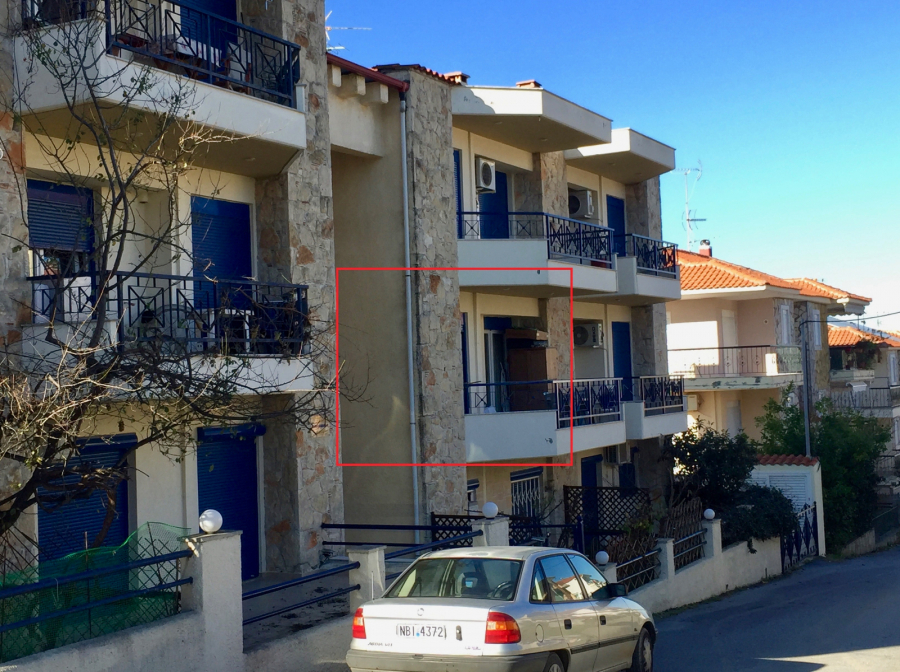 Apartment for sale in Kallithea, Halkidiki
