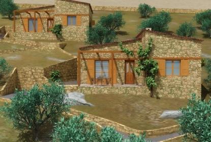 Самостоятелна къща за продажба в Принос, Тасос