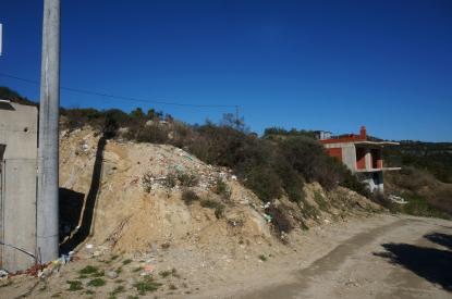 Парцел за продажба в Неа Перамос, Кавала