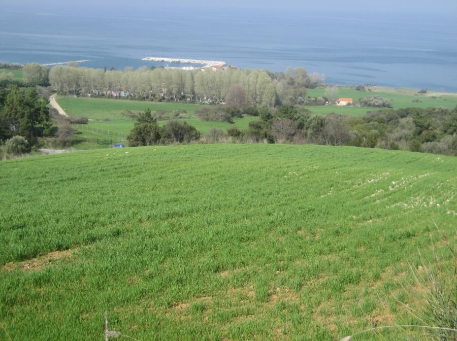 Земя за продажба в Йерисос, Халкидики