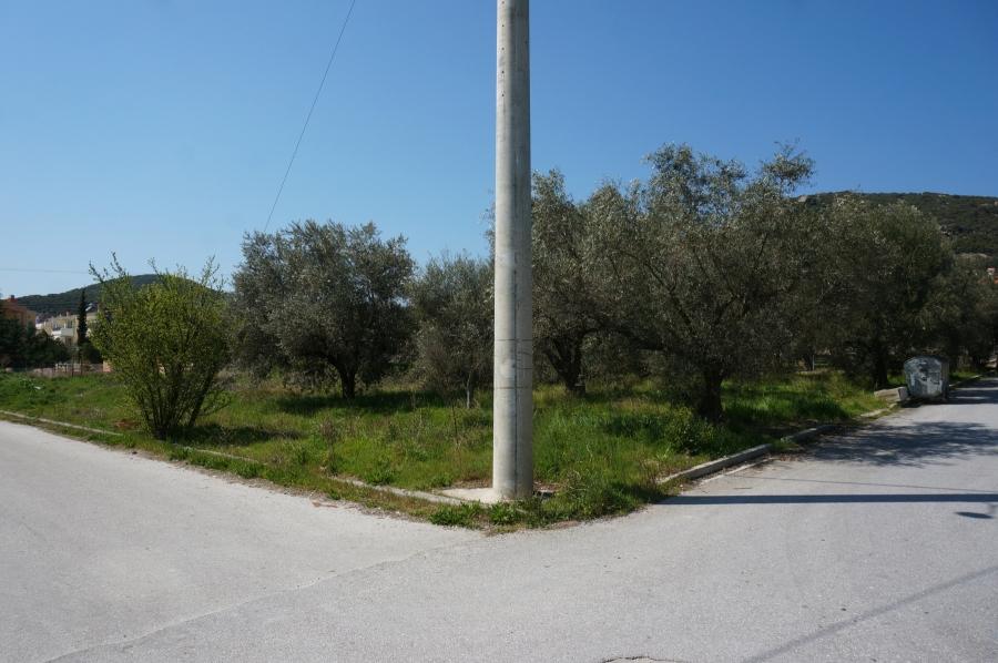 Plot for sale in Nea Iraklitsa, Kavala