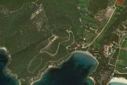 Земя за продажба в Амуляни, Халкидики