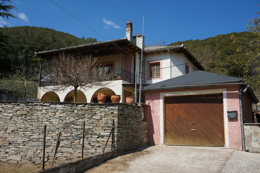 Самостоятелна къща за продажба в Хрисокастро, Кавала