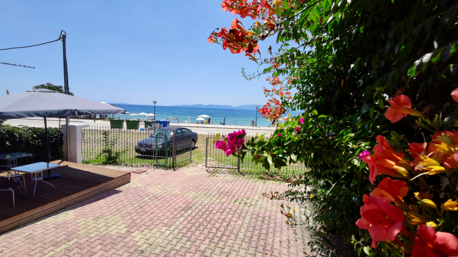 Studio for rent in Paralia Ofriniou, Kavala