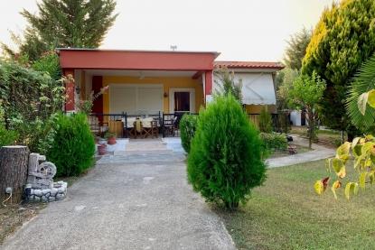 Самостоятелна къща за продажба в Паралия Орфани, Кавала
