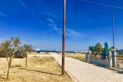 Парцел за продажба в Ставрос, Халкидики