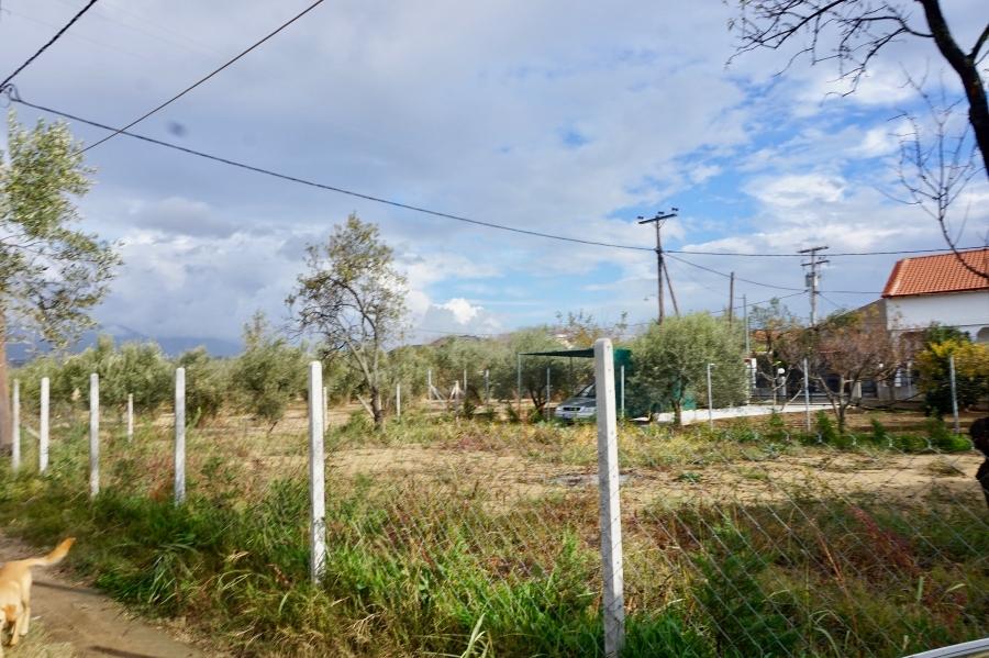 Plot for sale in Paralia Ofriniou, Kavala