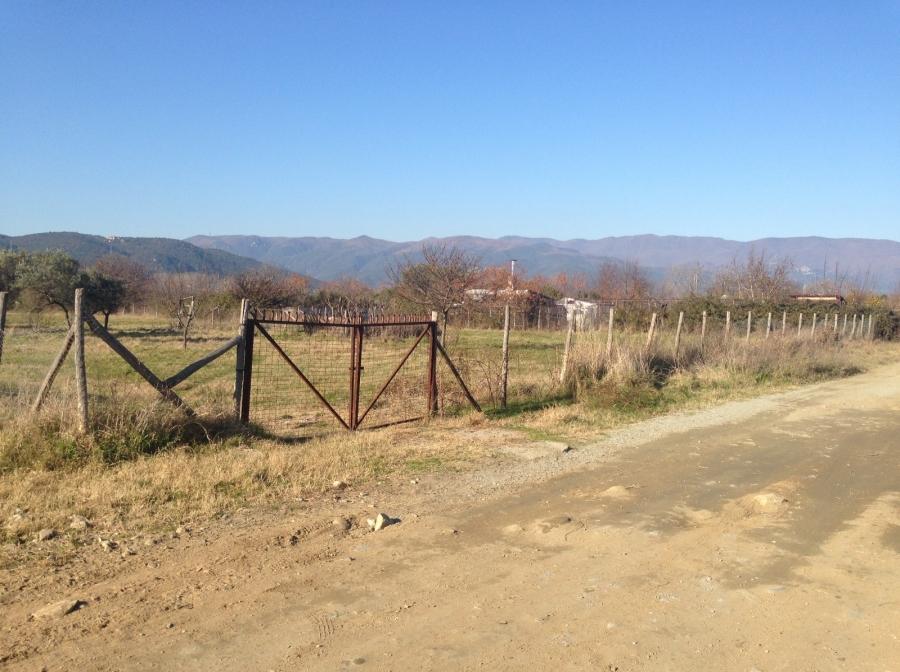 Земя за продажба в Ставрос, Халкидики