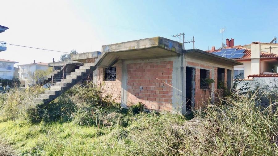 Бизнес имот за продажба в Паралия Офринио, Кавала